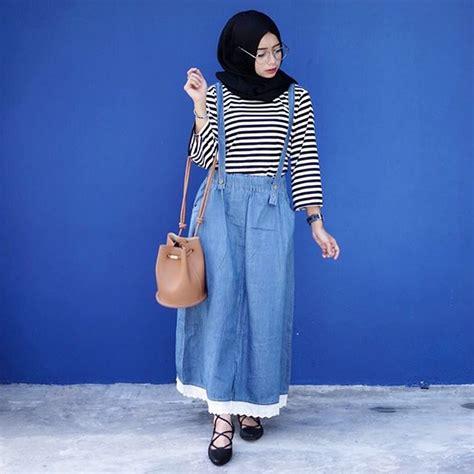 Pakaian Unik Overall 21 model baju usia remaja yang trendy fashionable 2019