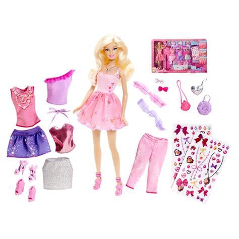 Barbie Aufkleber Set by Barbie Barbie Fashion Geschenkset