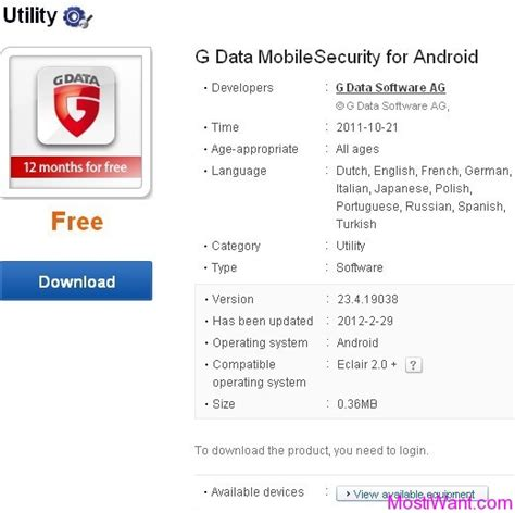 g data antivirus 2012 full version free download g data mobile security 2 for android free 1 year license