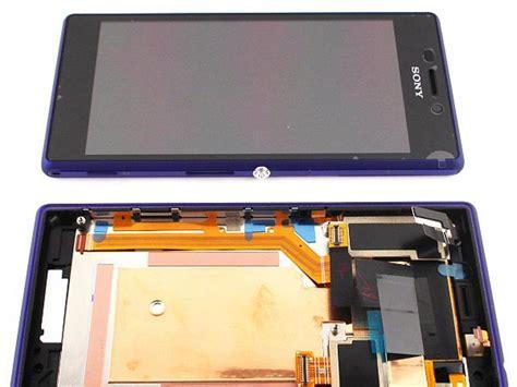 Lcd Fullset Sony Xperia M2 D2303 Original pantalla lcd tactil con marco original sony xperia m2