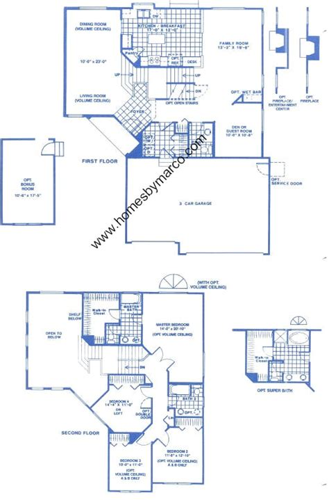 homes by marco floor plans queen anne model in the wildflower subdivision in