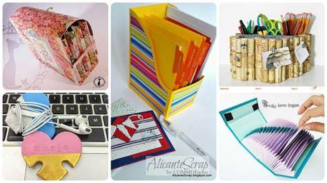 decorar escritorio manualidades detalles para organizar tu escritorio ideas diy