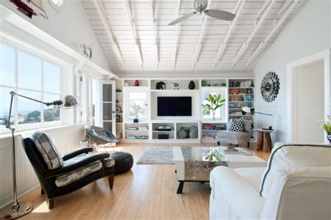 modern beach decor modern beach house contemporary living room los