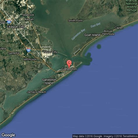 texas beaches map beaches near houston texas usa today