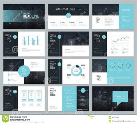 layout presentation illustrator page layout design for business presentation and brochure