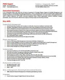 Resume Templates Executive Director Sle Executive Director Resume 7 Exles In Pdf