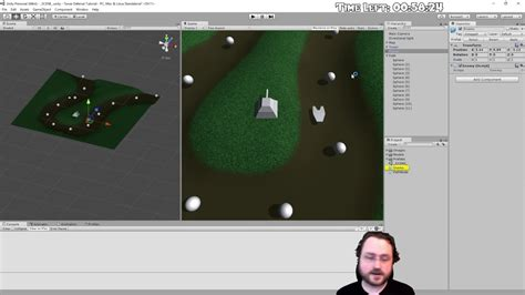 unity tutorial coding 1 hour programming a tower defense game in unity 3d