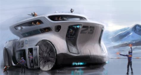 concept cars and trucks concept vehicle illustrations by