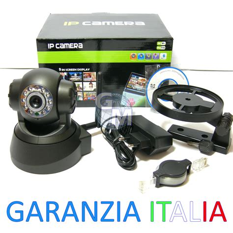 ip wifi motorizzata ip ipcamera wifi motorizzata android iphone led ir