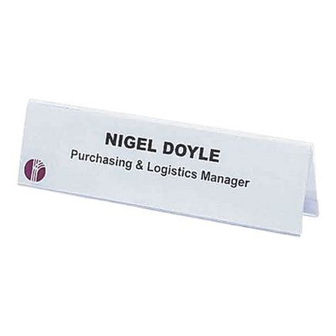 meeting name card template id conference supplies officeworks