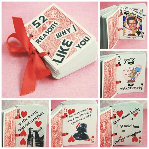 Creative Handmade Valentines Gifts For Him - 24 lovely s day gifts for your boyfriend