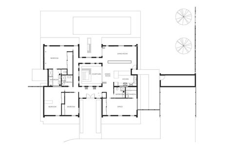 floor plan autodesk mason residence by tectonic design designed using
