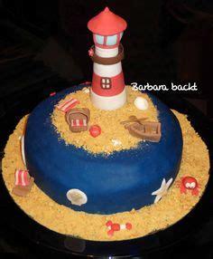Hochzeitstorte Leuchtturm by Strandkorb Torte Cake Strand Strandkorb Meer
