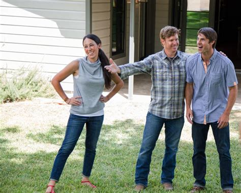 chip gaines of fixer upper on his new book capital a fixer upper for a most eligible bachelor hgtv s fixer