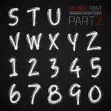 grunge spray paint font graffiti spray paint font type part 4 alphabet royalty