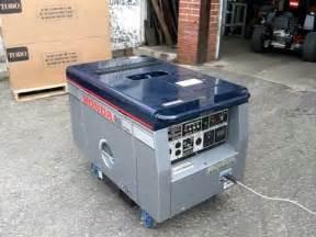 Generator Honda Diesel Honda Diesel 5000w