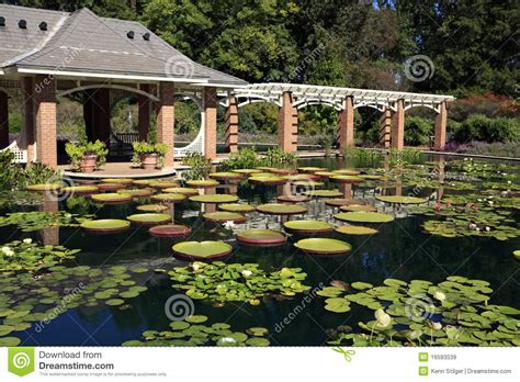 Al S Garden by Huntsville Botanical Gardens Royalty Free Stock Images