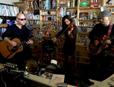 where is tiny desk concert slicing up eyeballs 80s alternative rock