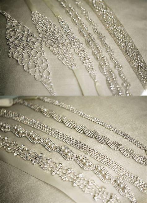 Dress Leony Belt 1000 ideas about bridal belts on wedding