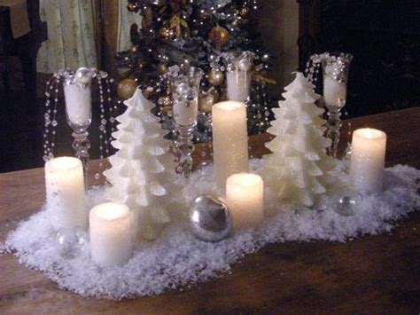 Dining Room Table Winter Centerpieces Dining Room Table Centerpiece