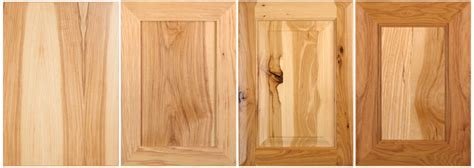 hickory kitchen cabinet doors knotty alder vs hickory cabinets mf cabinets
