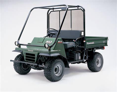 2510 Kawasaki Mule by Canadian Kawasaki Motors Inc