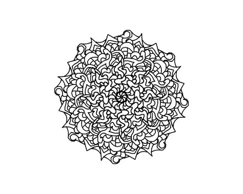 color by numbers coloring book of mandalas a mandalas and designs color by number coloring book for adults for stress relief and relaxation color by number coloring books volume 25 books free printable mandala coloring pages image number 26