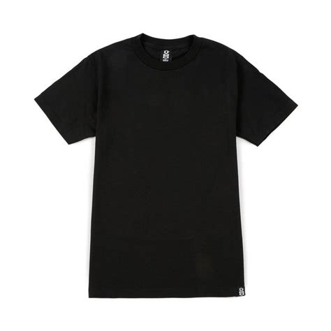Rebel 8 Black 1 rebel 8 standard issue basic t shirt black 20 00 t