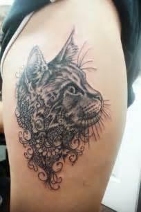 30 tatuajes de gatos que todo amante de los felinos amar 225
