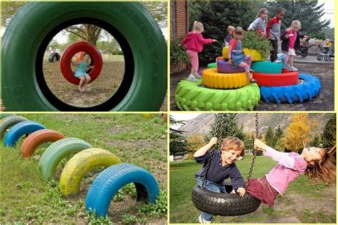 how to diy old tire garden ideas recycled backyard cool charming diy ideas how to reuse old tires