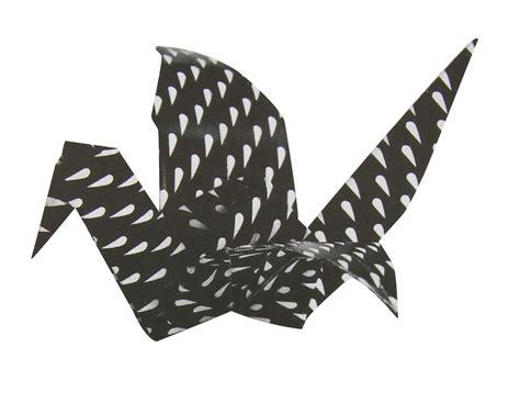 Papier Origami - origami papier noir et blanc paper touch mille et une