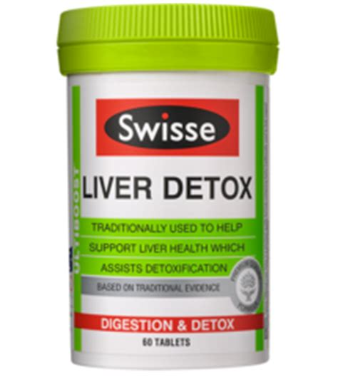 Swisse Liver Detox 200 Tablets by Health Products For Sprout Pharmacy