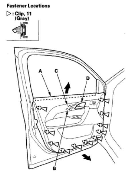 online service manuals 2009 acura rdx seat position control service manual diagrams to remove 2009 acura rdx driver