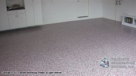 Color Flakes Epoxy Flooring   Concrete Resurfacing Systems