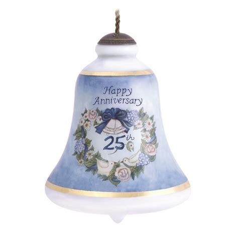 anniversary ornaments ne qwa 7124106 25th anniversary ornament