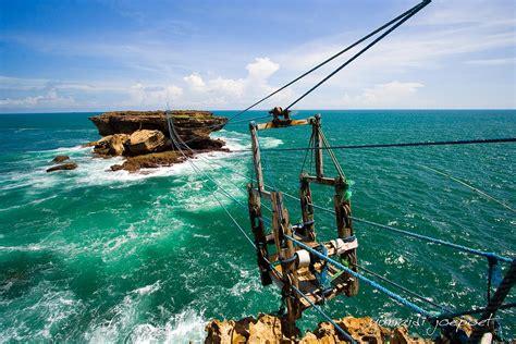 Gopro 4 Dijogja gondola pantai timang yogyakarta indonesia