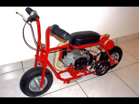 doodle bug mini bike wont start tom thumb micro minibike build dragtimes