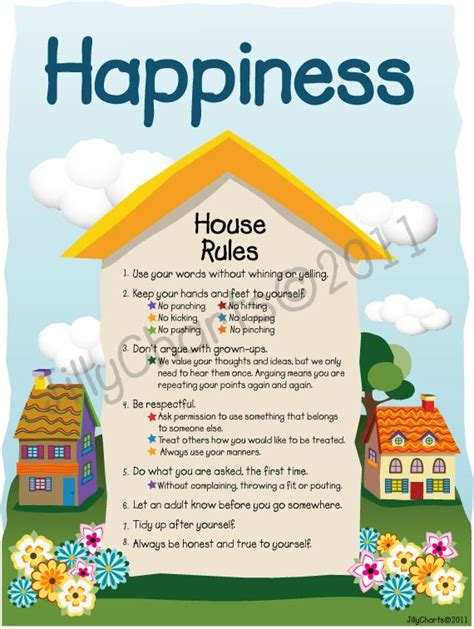 house rules for kids house rules 1 99 asperger autism helpers pinterest cute house for kids and house