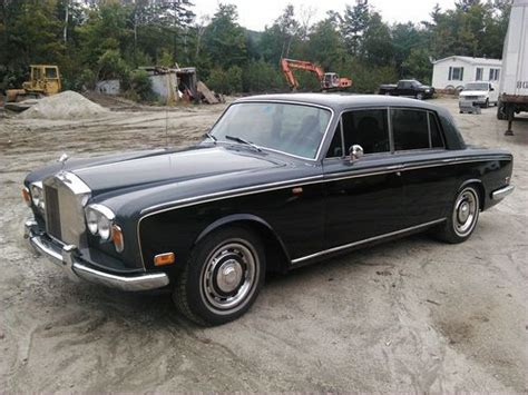 used rolls royce parts sell used 1970 rolls royce silver shadow all original with