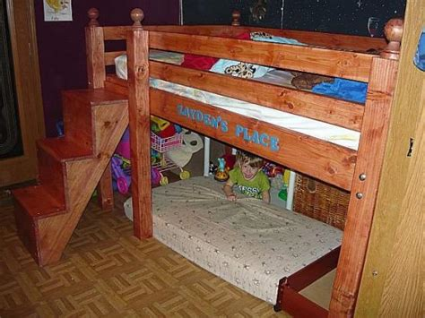 builders showcase  loft bunk  design confidential