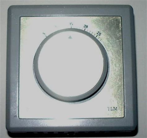 replace room thermostat how to replace a room stat