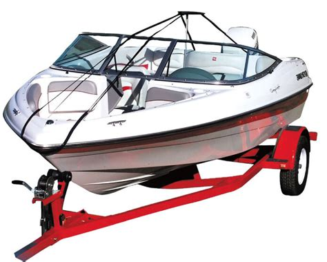 speedboot accessoires boat cover support pole stand kits straps speedboat rib