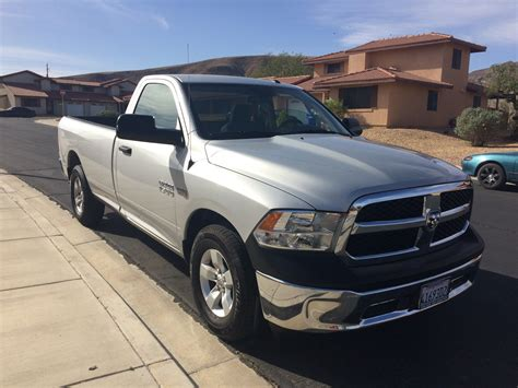 Almost new 2017 Ram 1500 pickup for sale