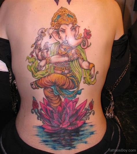 tattoo ganesha full back religious tattoos tattoo designs tattoo pictures page 49