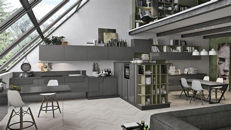 arredare open space cucina soggiorno cucina open space le soluzioni di lube store per unire