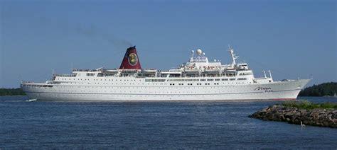 mail boat shipping company nassau bahamas ms veronica wikipedia