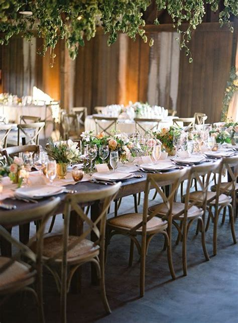 wedding table rentals 17 best images about rustic wood cross back chairs on receptions wedding and