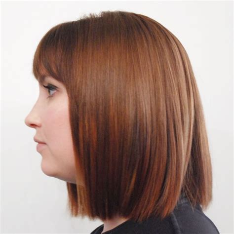 keratin straightening and short haircut cezanne perfect finish smoothing treatment by lauren g