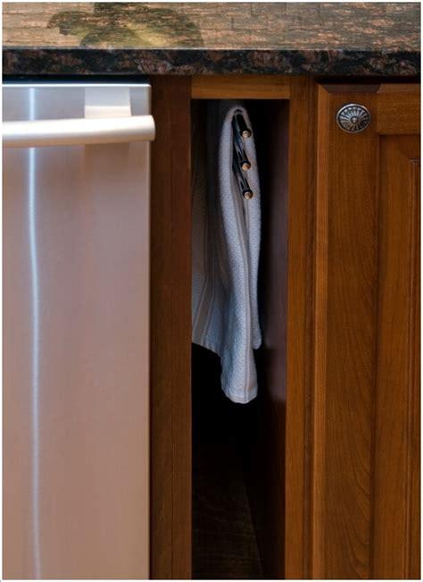 kitchen towel holder ideas 15 clever kitchen towel storage ideas