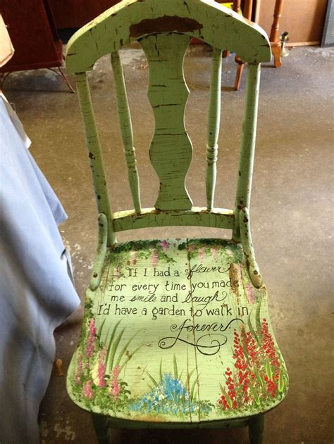 Upcycled Dining Room Chairs by Upcycle Broken Dining Room Chair Craft Upcycled Chairs